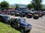 V. medzinárodný zraz Jeep Wrangler pod Hradom 30.VII.2016