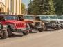 VII. Medzinárodný zraz Jeep WRANGLER pod Hradom sobota 28.VII.2018
