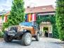 VIII. Medzinárodný zraz Jeep WRANGLER pod Hradom piatok 26.07.2019