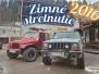 Zimný zraz Jeep Wrangler club & Jeep club 20.II.2016